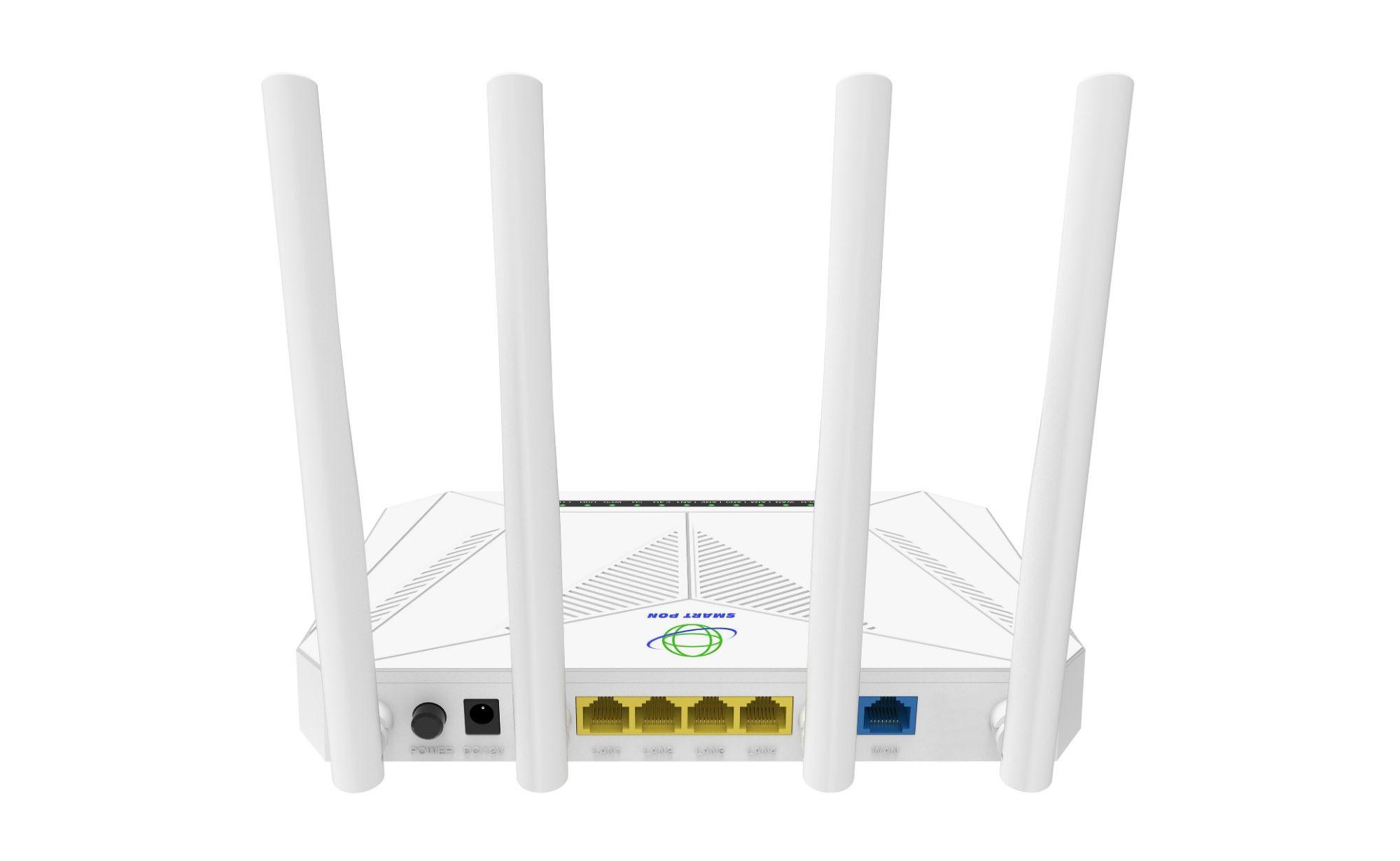 Bộ định tuyến CAT6 LTE CPE
