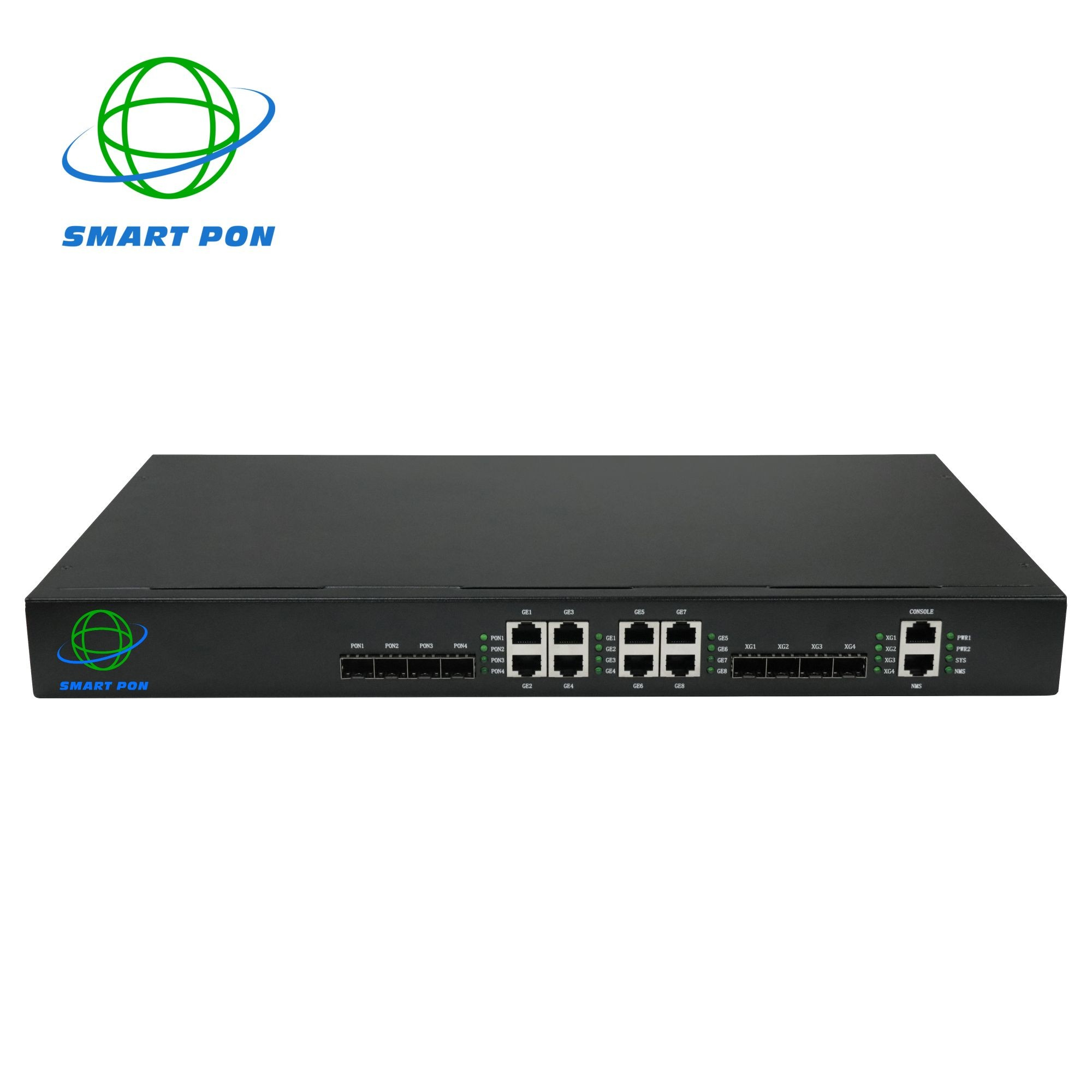 4port EPON OLT L3 with WEB GUI