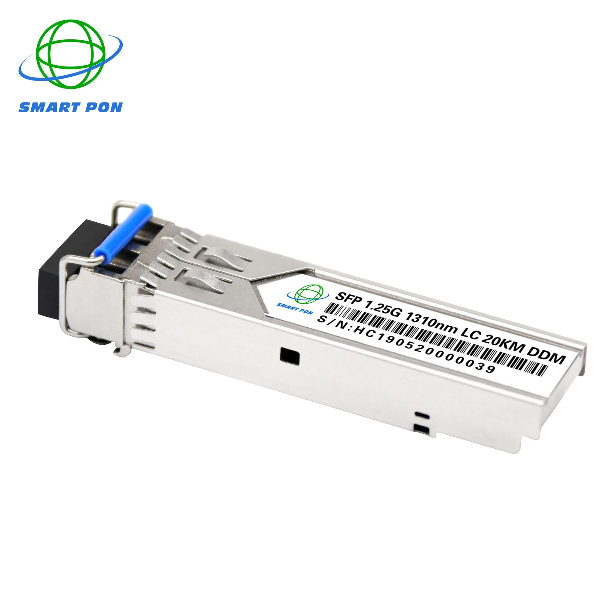 Brand New Dual Fiber Optic Transceiver 1310nm